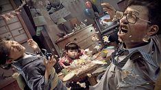 Happy Birthday artwork created in Maya, Vray, Zbrush & Photoshop by artist zerozhang (Lin Zhang) of Shanghai, China! Inspiration Artistique, Happy Birthday, Perspective Art, 3d Fantasy, Artist Portfolio, 3d Artwork, Cg Art, Amazing Drawings, Photoshop