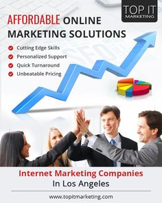 Are you looking for the most affordable digital marketing services? Contact Top IT Marketing, the best internet marketing agency in Los Angeles.
