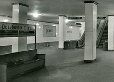 S-Bahn Potsdamer Platz Bahnsteig ca 1939