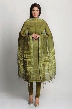 Unstitched Suits   Hand Block Print   Bagru   IndiaInMyBag.com