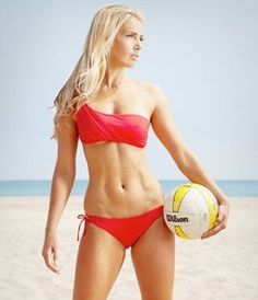 10 Best body shaping exercises from a pro volleyball player - Shape.com