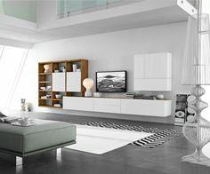 Hängeschrank Wohnzimmer Ikea | tv | Pinterest | Ikea hack, Living ...