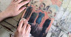 Tunnetko tämän helpon kuvansiirtotekniikan? Anun ohjeilla siirrät kuvan lasertulosteen avulla haluamallesi pinnalle. Tee kauniit taulut suosikkikuvistasi ja ripusta muistot seinälle. Tai miksi et ilahdutaisi ystävää kivalla kuvalahjalla? Hobbies And Crafts, Diy And Crafts, Image Processing, Watercolor Tattoo, Macrame, Diy Projects, Crafty, Painting, Image Transfers