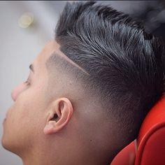 Haircut by ceejayfadez http://ift.tt/1ln2d7g #menshair #menshairstyles #menshaircuts #hairstylesformen #coolhaircuts #coolhairstyles #haircuts #hairstyles #barbers