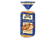 Lender's® Cinnabon® Cinnamon Swirl Bagels are oven baked with swirls of Makara® cinnamon and sugar. Available in refrigerator sections natiowide.