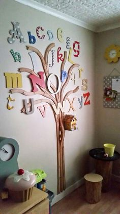 Alphabet Train Track Tree                                                                                                                                                      More