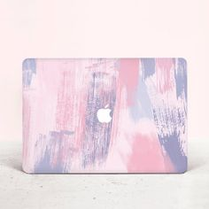 Abstraction Painting Macbook Case Painting print Macbook 13 Air shell Art Laptop Hard Cover Pastel C Macbook Air Wallpaper, Macbook Pro Case, Macbook Skin, Laptop Skin, Laptop Case, Airpods Apple, Apple Watch, Macbook Stickers, Shell Art