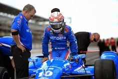 Blog Esportivo do Suíço:  Nas 500 Milhas, Tony Kanaan completará 300 corridas na F-Indy