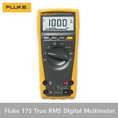 Nuevo Fluke 101 portátil and Easily Carried Digital Multimeter Cat III 600 V ES