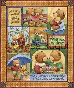 Teddy Bear Love ©Teresa Kogut