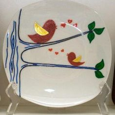 Como pintar porcelana para presentear e vender
