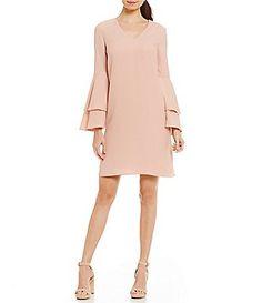 Antonio Melani Tatiana Crepe Shift Dress