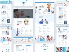 Fiana   Health and Medical HTML Template by Pixel Signs