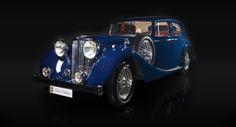 1946_Jaguar_Mk_IV_Saloon - Ţiriac Collection - România Automobile, Jaguar Daimler, Jaguar Cars, Car In The World, Car Ins, Old Cars, Romania, Antique Cars, Classic Cars
