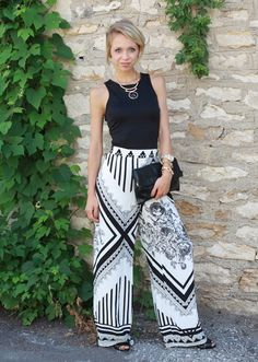 In Trend Plazzo Pants Looks you should Try (21)
