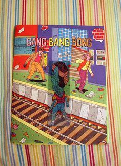 GANG BANG BONG