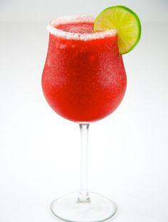 Strawberry Daiquiri Recipe with Rum   previous recipe next recipe