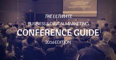 Ultimate list of Digital Marketing Conferences in 2016 | hanifsipai.com