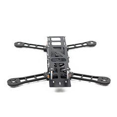 Lumenier QAV400-G10-ARF Quadcopter Frame ARF (Black)