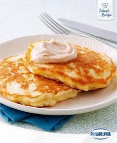 An apple pancake a day keeps boring flavours away.