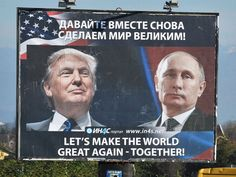 """The Russian government has dismissed allegations that the country's intelligence officials were in repeated contact with Donald Trump's team ahead of the US election. """"Let's not believe anonymous information,"""" Vladimir Putin'sspokesman Dmitry Peskov told reporters. """"It's a newspaper report which is not based on any facts."""""""