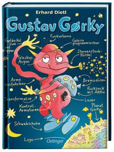 Büchereckerl: Gustav Gorky