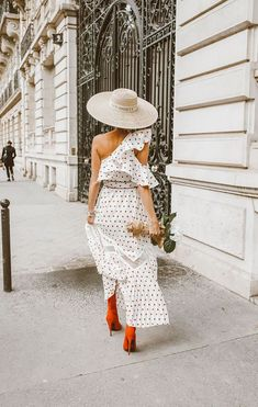 Great Polka Dots Outfits For This Summer | Curated by @sommerswim