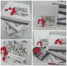 Kreativ Blog by Claudi: Weihnachtsbox