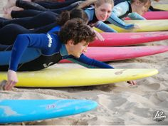 Activities for students / Actividades para los estudiantes. #Surfing #Cádiz #Spain