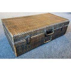 Rattan Suitcase Trunk  $179.00
