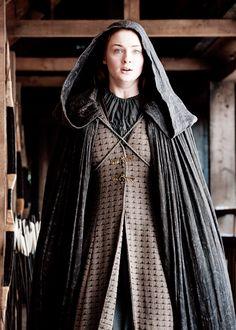 Sansa Stark in Game of Thrones season 5 episode 10 (x)