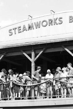 Steamworks Brewing - Durango, Colorado