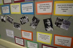 TImeline of American history when teaching Am. Lit with a & are here& arrow to show students where this lit. fits in time-wise History Classroom, History Teachers, Teaching History, Future Classroom, School Classroom, Classroom Ideas, American Literature, American History, Teaching Government