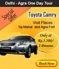 Kumar Taxi Services offers Toyota Camry Car Hire Online in Same Day from Delhi to Outstation by Cars, Toyota Camry Taxi Hire from delhi for Small Family Enjoy Tour Packages, Best for Honeymoon Couples and Wedding, Family tour Packages, Same day Agra Taj Mahal Tour with Toyota Camry Hire in Delhi to Goa, Jaipur, Rajasthan, Kulla Shimla Manali, Jaipur and Jodhpur City.   4 Passenger + One Driver Air Conditioned Stereo Available Reclining Seats