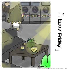 上班族的星期一早上是痛苦的,  相對的,星期五晚上是Happy的=]~    www.fb.com/liupayandfriends/    - 1day1pic