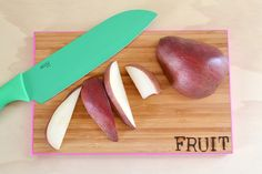 Color Coded Cutting Boards Tutorial - Dream a Little Bigger