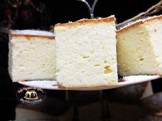Sernik waniliowy bez spodu Vanilla Cake