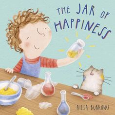 The Jar of Happiness (Child's Play Library) by Ailsa Burrows http://www.amazon.co.uk/dp/1846437288/ref=cm_sw_r_pi_dp_BPGiwb05DDVHJ