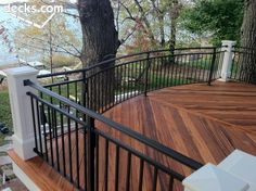 Curved Deck Deck Picture Gallery