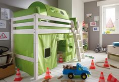 Loft, Bed, Furniture, Home Decor, Child Room, Decoration Home, Stream Bed, Room Decor, Lofts