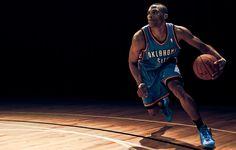 Russel Westbrook, photo by Carlos Serrao - Nike Basketball