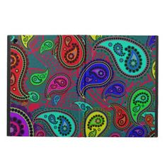 Colorful Psychedelic Floral Paisley Retro Pattern iPad Air Covers We have the best promotion for you and if you are interested in the related item or need more information reviews from the x customer who are own of them before please follow the link to see fully reviewsThis Deals      ...