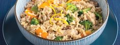 Minute® - Greek Chicken and Rice Skillet - We can help.®