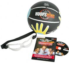 HoopsKing Father Son/Daughter Youth Basketball Training Pack with Coaching DVD, Hands On Ball, Basketball Dribble Goggles Basketball Workouts, Basketball Coach, Adidas Adizero Adios Boost, White Basketball Shoes, Daddy Daughter, Outdoor Play, Father And Son, Coaching, Sons