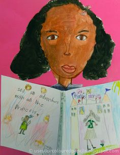 Reading Self Portraits: do in conjunction with literature teacher?