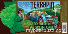 mybeerbuzz.com - Bringing Good Beers & Good People Together...: Terrapin Beer Gets So Fresh, So Green with Annual ...