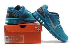 672ae00213 Nike Air Max 2013 Mens Blue Black Running Shoes Nike Shoes For Sale, All  Nike
