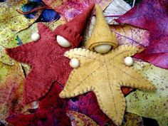 Autumn leaves steiner waldorf - Google Search