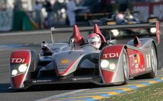 Audi 2007 winner.  Whoever takes the chequered flag at this weekend's Le Mans 24 Hours will join   a long list of winners. In this, the second of two special picture   galleries, we celebrate the teams and drivers who have conquered all to win   the world's most famous motor race.