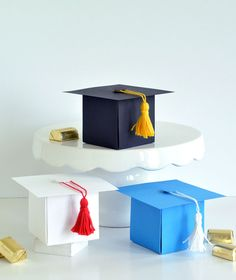 Graduation Party Favor by Amanda Coleman for We R Memory Keepers